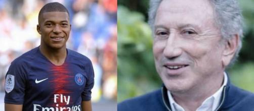 PSG : Michel Drucker juge que Mbappé 'devra voir plus grand que Paris'