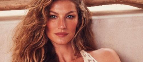 Reprodução Instagram. Gisele Bundchen foi uma das modelos mais bem pagas do mundo.