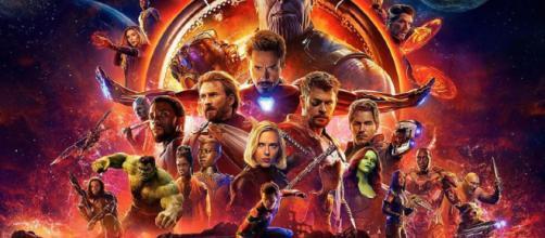Teen Movie Avengers: Infinity War (Divulgação)