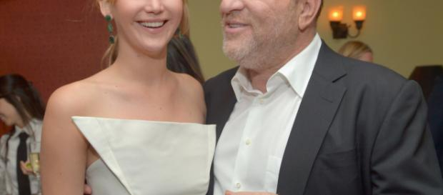Harvey Weinstein afirmaba haberse acostado con Jennifer Lawrence