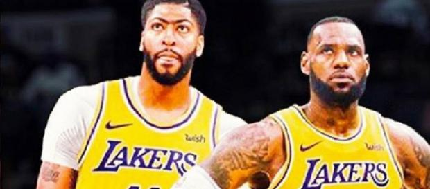 d4a49bf1b0c LeBron James and Anthony Davis -  Image by ClutchPoints   Instagram