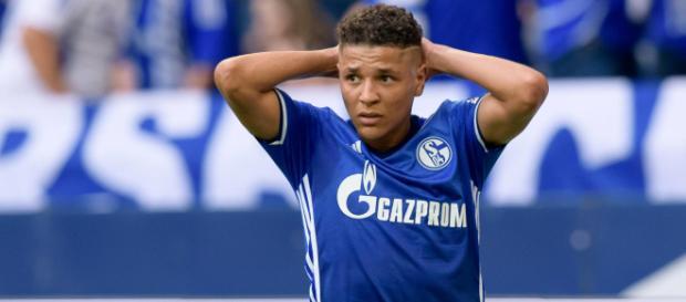 Schalke 04: Amine Harit zog sich gegen Leverkusen ein Muskelfaserriss zu - rtl.de