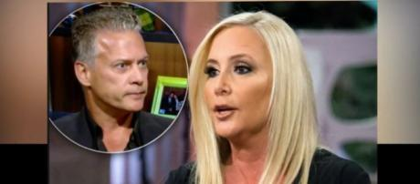 Former reality star David Beador is asking the court to order estranged wife not to drink around kids. - [Englebert / YouTube screencap]