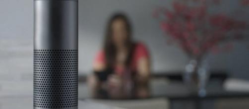 """Amazon Alexa, l'idea di Amazon di quello che dovrebbe essere una """"smart home""""."""
