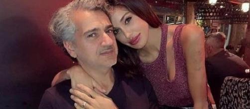 Il padre di Belen Rodriguez fuori di testa: censurato il video dell'episodio
