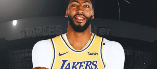 Lakers put together trade package to acquire Anthony Davis in blockbuster deal [Image by basketballforever / Instagram]