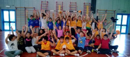 sport a scuola già dalla primaria
