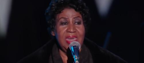 The Queen of Soul Aretha Franklin is among the musicians who passed away in 2018. - [ABC News / YouTube screencap]