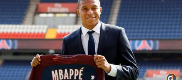 Kylian Mbappé (Imagem via Youtube)