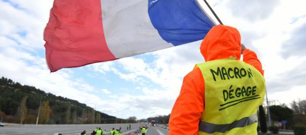 Les victimes de la mobilisations des gilets jaunes.