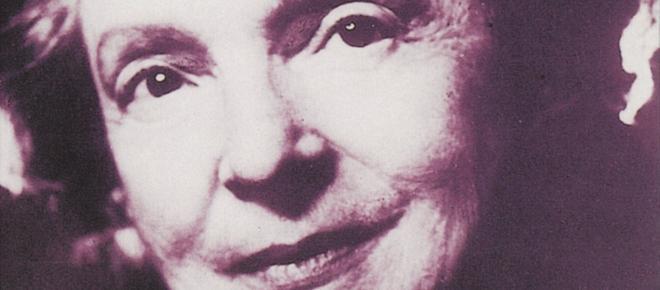 La estremecedora historia de Nelly Sachs, poeta nobel que plasmó el horror del Holocausto