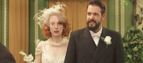 Anticipazioni Il Segreto: Mesia interrompe le nozze di Severo e Irene