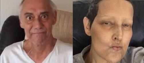 Betty Lago e Marcelo Rezende foram vítimas de câncer agressivo (Reprodução Instagram)
