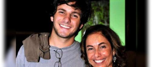 Filho de Cissa Guimarães foi atropelado em 2010 (Reprodução/Correio Braziliense)