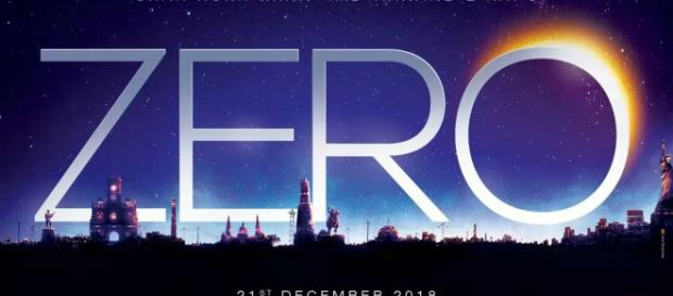 SRK new movie title Zero taht has not created expected ripples Photo-( Image Times/ Youtube.com)