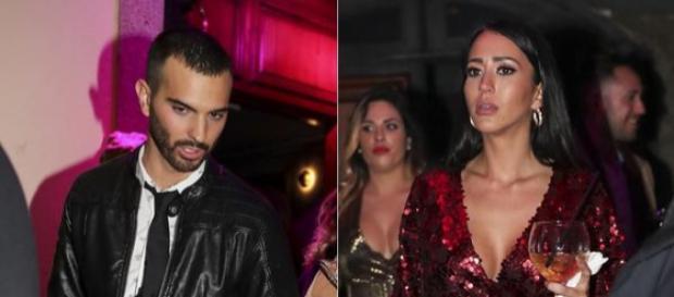 Suso se olvida de Aurah en la fiesta tras la final de 'GH VIP ... - libertaddigital.com