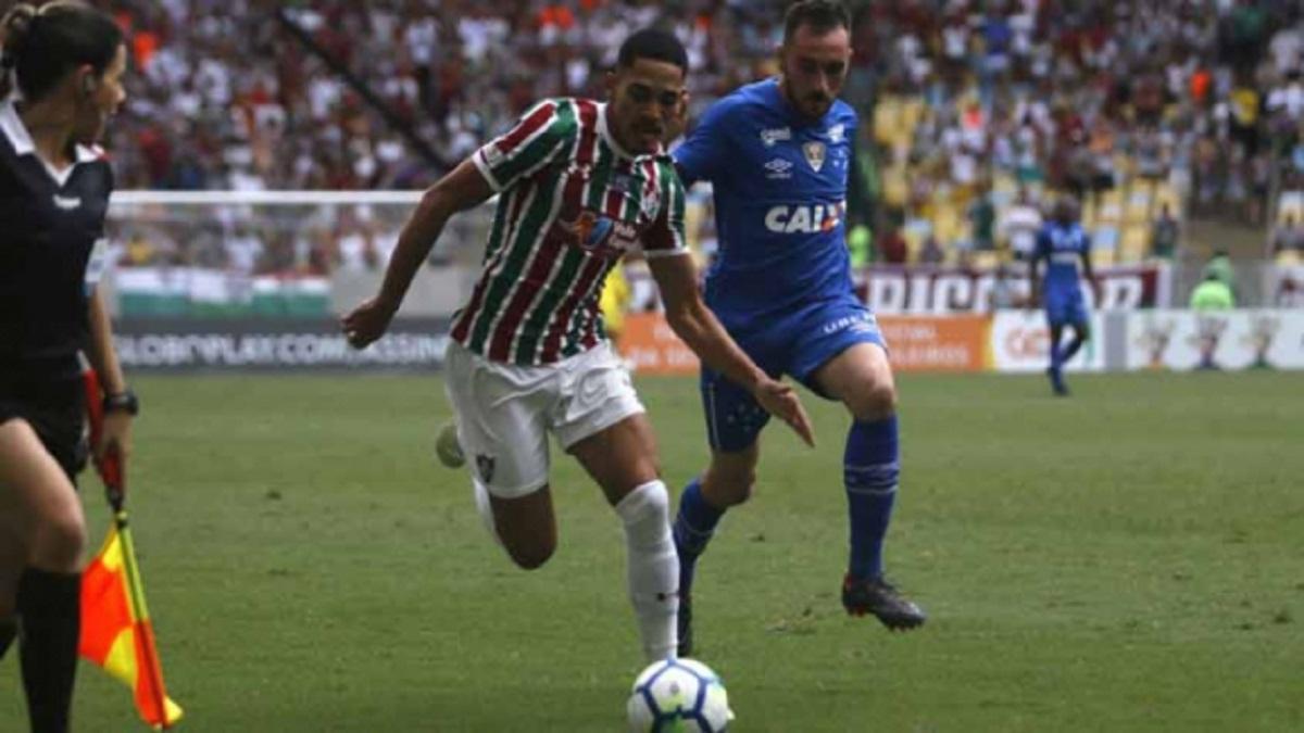 da67ad18c2 Fluminense e Cruzeiro negociam troca de jogadores