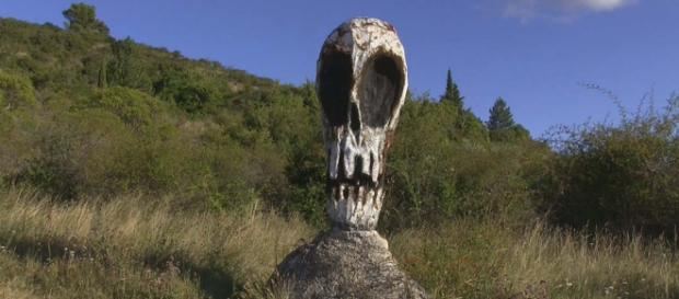 Parque de los Desvelados, one of the weird and wonderful sights to see in Spain next year. [Image Andres Erce/YouTube]
