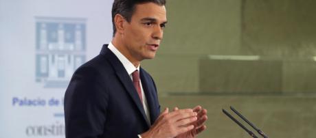 El presidente Pedro Sánchez opina que Generalitat debe pasar al diálogo real