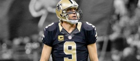 The Saints never have to leave home this postseason. [Image via VoOoOn/YouTube]
