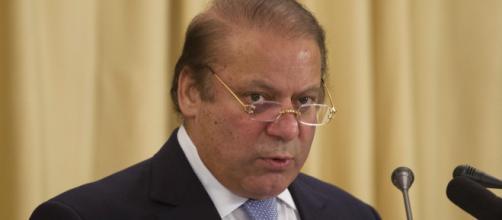 NAwaj Sharif sentenced to 7 years (Image via PTV News/Youtube screencap)