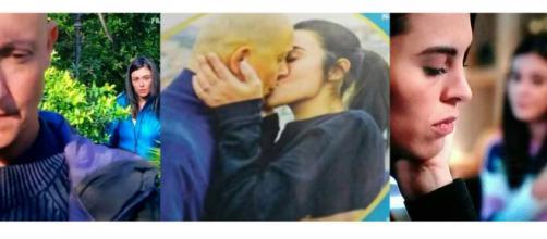 Un Posto al sole. Rossella bacia Diego a sorpresa il 4 Gennaio 2019