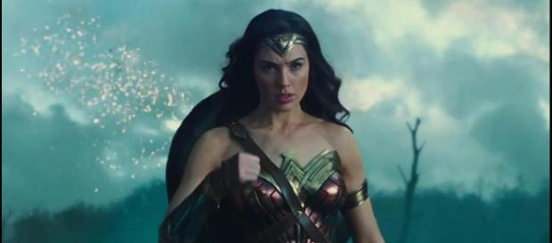 Gal Gadot announced on social media that filming is wrapped for Wonder Woman 1984. [Image Credit] IGN - YouTube