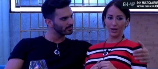 Suso Álvarez y Aurah Ruiz ponen fin a su relación en 'GH VIP 6 ... - bekia.es