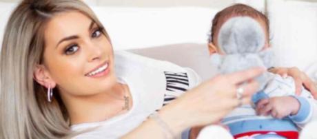 Mélanie Da Cruz dévoile enfin le visage de son bébé Swan, fruit de son amour avec Anthony Martial.