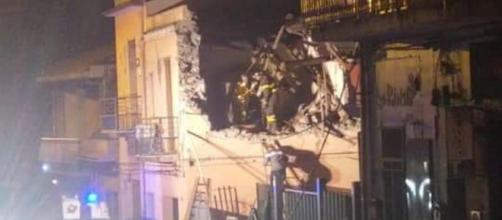 Forte scossa di terremoto nel catanese nella notte: crolli e feriti