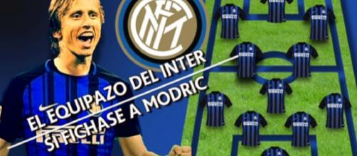 Inter, Modric nuovamente nel mirino per giugno