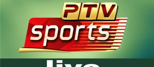 Pakistan tour of South Africa 2018-19 on PTV Sports (Image via PTV Sports screencap)