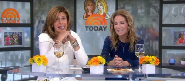 Kathie Lee Gifford and Hoda Kotb might be great party guests, but don't play trivia games. [Image source:TODAY-YouTube]