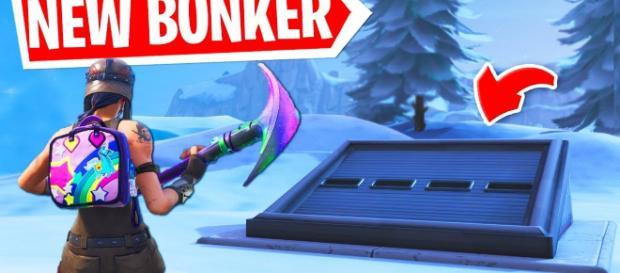 New buker has appeared in Fortnite Battle Royale. Image: SXVXN / YouTube