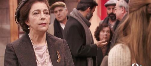 Francisca Montenegro disperata per Esperanza e Beltran.