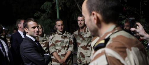 L'hommage appuyé de Macron aux soldats français de «Barkhane»