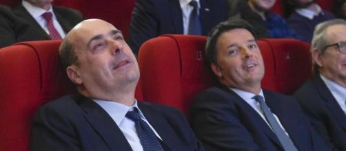 Molti nel Pd abbandonano Matteo Renzi per Nicola Zingaretti