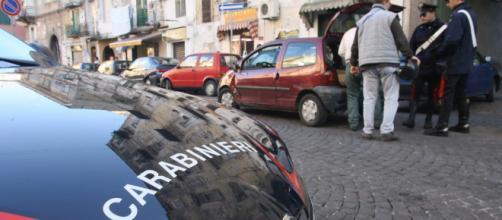 Orco di 68 anni arrestato dai carabinieri.