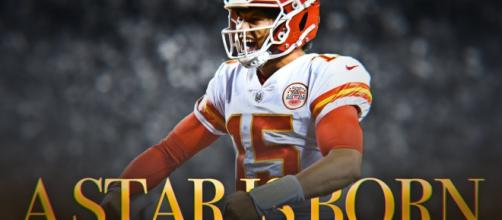 Patrick Mahomes is one of four Chiefs players to make the All-Pro team. - [visionary / YouTube screencap]