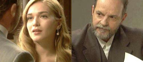 Trame Il Segreto: Fernando invita Julieta a divorziare, la lettera di Francisca