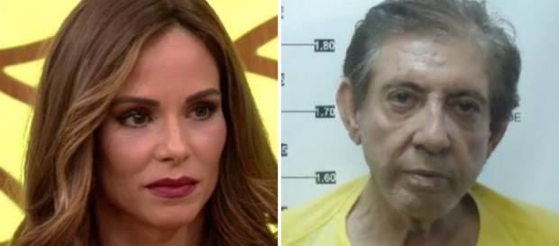 Ana Furtado falou da decepção e tristeza que sentiu ao saber das acusações contra o médium. (Foto Reprodução)