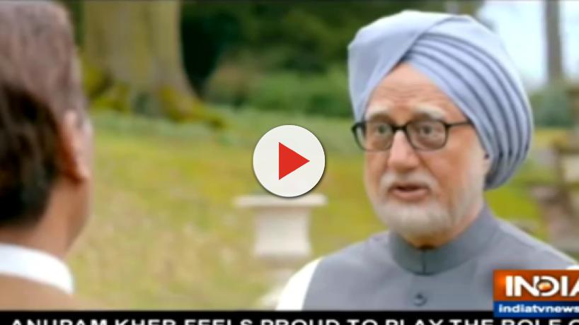 Accidental Prime Minister releases and creates a favorable impression