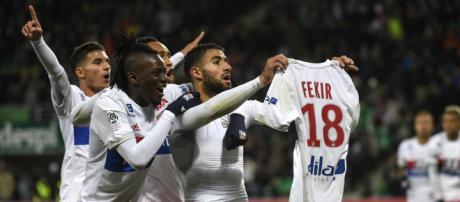 Olympique Lyonnais vente de maillots