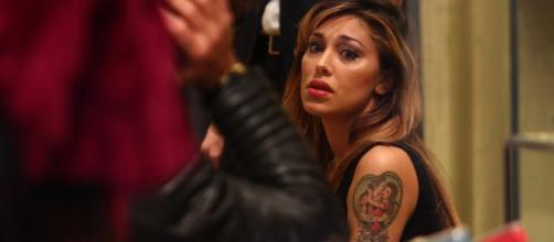 Belen Rodriguez ha trascorso un brutto Natale, la confessione di Signorini