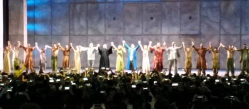 Casting per lo spettacolo musicale 'Notre Dame - Il mistero della cattedrale'