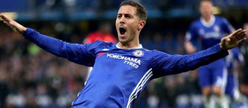 Eden Hazard pourrait quitter Chelsea