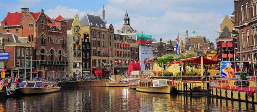 Explore the more unusual side of Amsterdam in the Netherlands. [Image faungg's photos/Flickr]