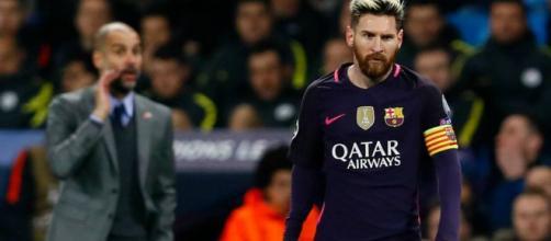 FC Barcelone : Messi 'aimerait travailler' avec Guardiola