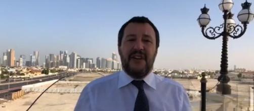 Il Ministro dell'Interno Matteo Salvini vorrebbe diventare premier
