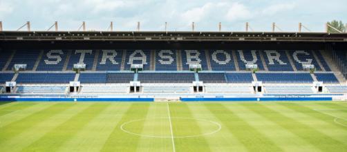 Le Racing club de Strasbourg (stats de mi-saison)